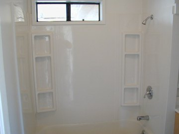 Installed New Tub U0026 Shower Supply With New Surround