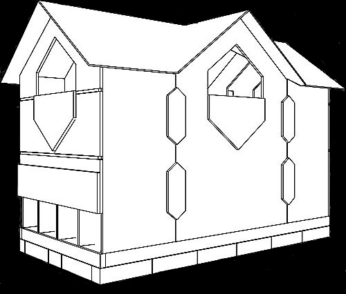 Cat house plans designs House design plans