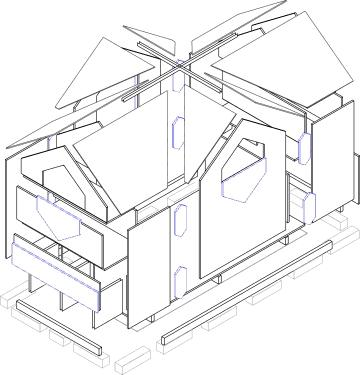 Home Design on Astounding Cathouse Plans